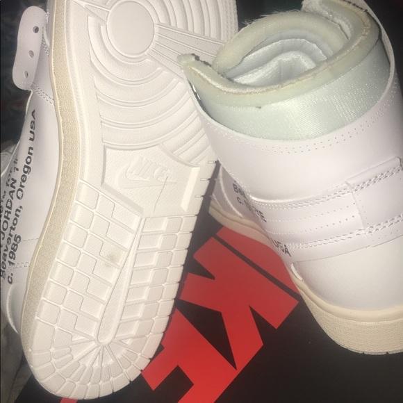 2defa24bebf Nike Shoes | Off White X Air Jordan 1 Nrg | Poshmark